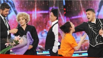 El Bicho Gómez y Anita Martínez, eliminados de ShowMatch: Ángela Torres sigue en carrera. Foto: Ideas del sur