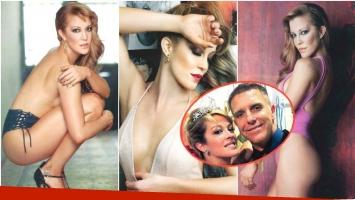 La nueva vida de soltera de Miriam Lanzoni tras confirmar su separación de Alejandro Fantino (Fotos: revista Gente)