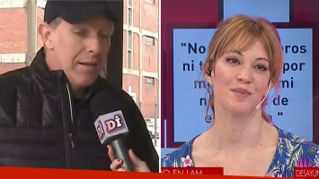 Alejandro Fantino habló de su separación de Miriam Lanzoni