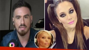 Federico Bal confirmó que les iniciará juicio a Barbie y Nazarena Vélez por difamación