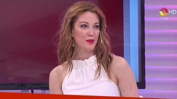 Miriam Lanzoni se fue de Los Ángeles de la Mañana (Foto: web)