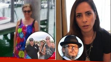 La madre de Vannucci negó que su hija fuera golpeada de chica y advirtió: