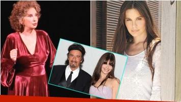El enojo de Lucila Polak con Norma Aleandro tras las críticas al show de Al Pacino (Fotos: Web)