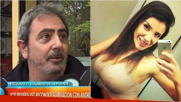 Eduardo de la Puente reconoció en Intrusos un breve romance con Andrea Rincón. Foto: Web