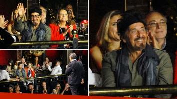 Al Pacino y Lucila Polak disfrutaron de una cena tango show en Señor Tango. (Foto: gentileza Prensa)