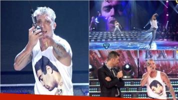 El homenaje del Polaco a Rodrigo en ShowMatch que emocionó a todos