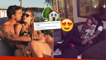Juliana Giambroni y Matías Di Chiara se fueron a vivir juntos (Foto: Instagram)