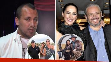 """El Ogro Fabbiani habló del escándalo de Victoria Vannucci y su familia: """"Conociendo al padre, yo no le creo a ella"""""""