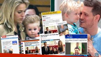 La prensa internacional se hizo eco de la enfermedad de Noah (Foto: web)