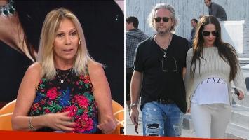 Ana Rosenfeld admitió que Victoria Vannucci y Matías Garfunkel separaron los tantos