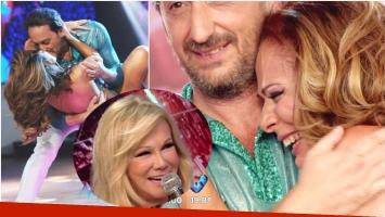 La devolución de Solita que hizo emocionar a Iliana Calabró en ShowMatch (Fotos: Prensa Ideas del Sur y Captura)