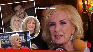 Mirtha Legrand le respondió a la madre de Facundo Moyano tras referirse a Susana (Foto: web)
