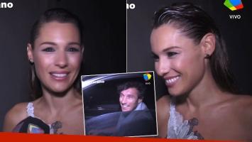 Pampita contó cómo se lleva Pico Mónaco con la exposición del romance (Foto: web)