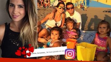 Cinthia Fernández y un emotivo mensaje a Matías Defederico (Foto: Instagram)