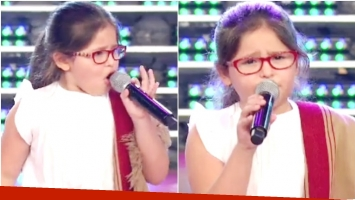 Constanza Castillo brilló en ShowMatch (Fotos: Captura)