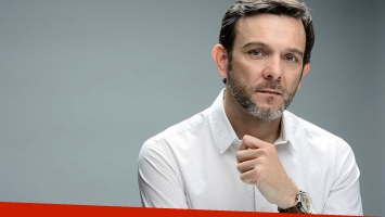 Gervasio Díaz Castelli en una entrevista exclusiva para Ciudad.com.