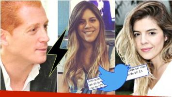El picante tweet de María Sol Messi a Martín Liberman y el apoyo de Dalma Maradona a la hermana del ídolo (Fotos: Web)