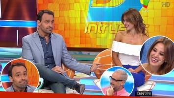 Adrián Pallares vaticinó que Jésica Cirio está embarazada por un singular detalle sexy.