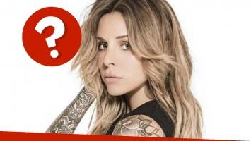 El nuevo tatuaje de Candelaria Tinelli: ¡mirá qué emoji se inmortalizó en la piel! (Foto: Web y Captura)