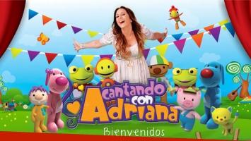 Últimas dos funciones de 2016 de Cantando con Adriana, el musical. Foto: Web.