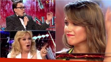 Marcelo Polino mandó al frente a Solita enfrente de Barbie Vélez: