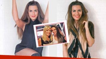 Conocé a Belén, la bella hija de Susana Roccasalvo (Foto: revista Pronto)