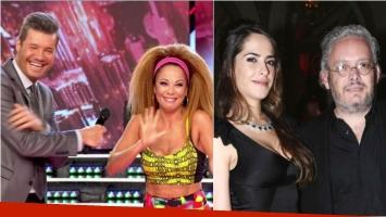 Iliana Calabró habló en ShowMatch del accidente que tuvo con un termo