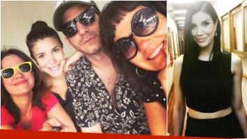 El reencuentro de Andrea Rincón con el elenco de La Leona tras ser dada de alta (Fotos: Instagram)