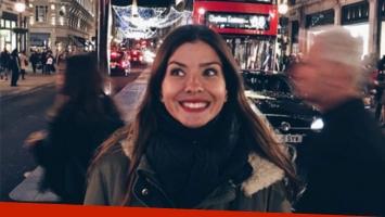 La China Suárez llevó su belleza a Londres (Foto: Instagram)