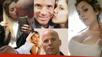 Alejandro Pucheta habló del beso a una chica de 19 años.