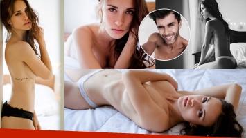 Camila Cavallo, súper sexy para un sitio erótico internacional.