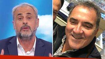 Marcelo Open negó que su picante tweet fuera dirigido a Rial, y Jorge le respondió