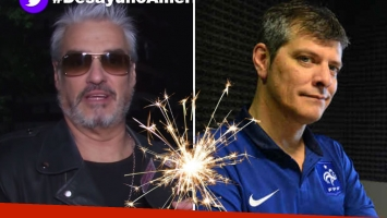 Roberto Pettinato volvió a apuntar contra Mario Pergolini