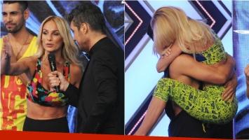 Sabrina Rojas quedó eliminada de Bailando 2016. Foto: Captura