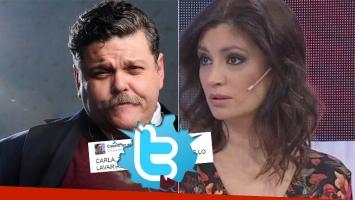 La repudiable respuesta de Alfredo Casero a Carla Conte (Foto: web)