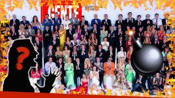 Mirtha Legrand y su furia en la gala de los personajes del año.
