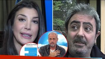 Andrea Rincón apuntó contra Eduardo de la Puente y Jorge Rial lanzó una delicada teoría.