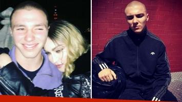 Rocco Ritchie, el hijo mayor de Madonna fue arrestado por tenencia de marihuana. Foto: Web.