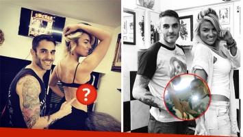 Ailén Bechara sumó dos tatuajes a su lomazo. (Foto: Instagram)