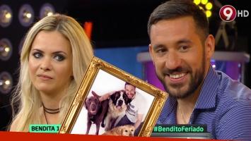 La divertida anécdota de Jonás Gutiérrez en Bendita sobre sus perros y Ale Maglietti. Foto: Instagram