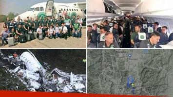 Por qué se cayó el avión que transportaba a Chapecoense de Bolivia a Colombia