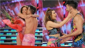 ¡Imbatible! Charlotte Caniggia venció en el teléfono a Iliana Calabró y se quedó en ShowMatch. Foto: Ideas del sur