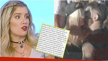 El comunicado de Laurita Fernández tras los fuertes rumores de romance con Fede Bal (Fotos: Web y Los Ángeles de la Mañana)