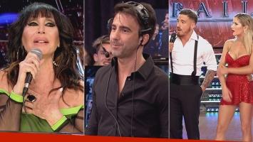 Moria Casán tomó partido por Hoppe, mientras Fede Bal y Laurita Fernández negaban affaire (Foto:web)