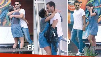 Nicolás Francella paseó por Punta del Este con Candela Yanigro, su bella novia. (Foto: revista Gente)