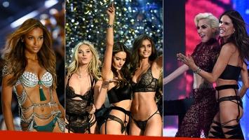 Imponente desfile en París de Victoria's Secret.