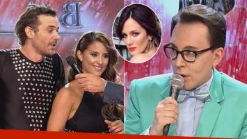 Pedro Alfonso defendió a Paula Chaves luego de que Polino la comparara con Lourdes Sánchez (Foto: web)