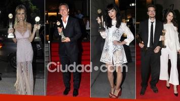 Todos los súper looks de los ganadores de los Premios Tato
