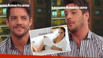 Francisco Delgado sobre sus idas y vueltas amorosas con Barby Silenzi (Foto: web)