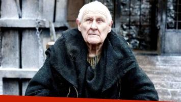 Murió Peter Vaughan, actor de Game of Thrones.